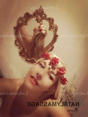 Charlene escort massage tantrique