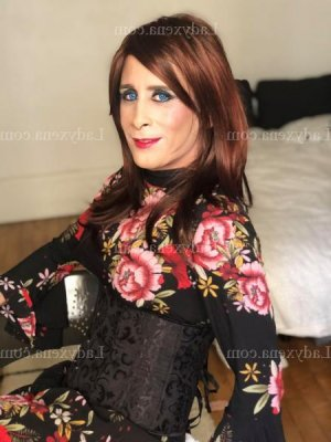 Miley ladyxena escort